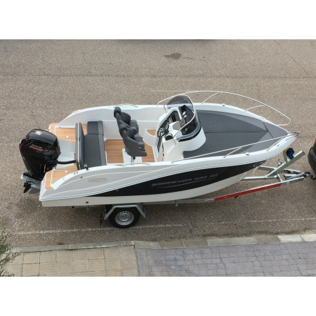 BARRACUDA 595 SUNDECK