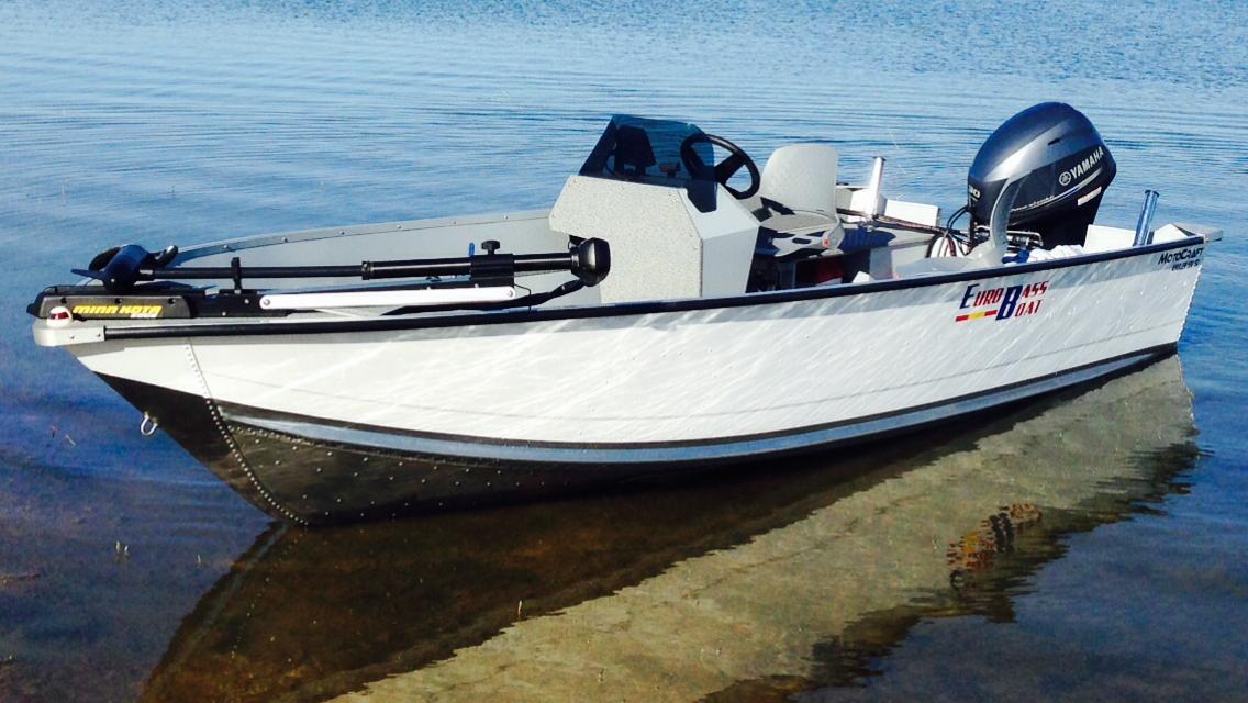 motocraft angler 500 + yamaha f30